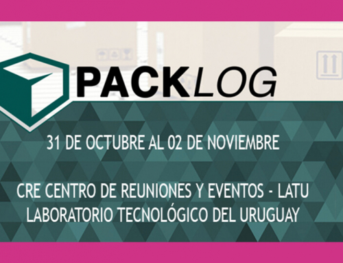 PACK-LOG 2019 en Montevideo